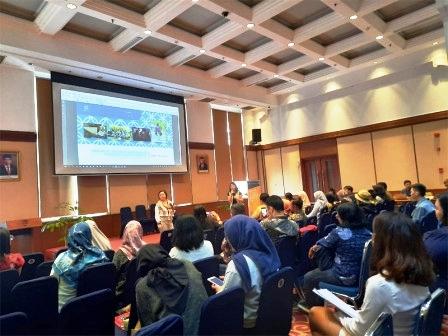 Wirausaha Muda Kreatif di Kota Tua Dapat Pelatihan Bisnis