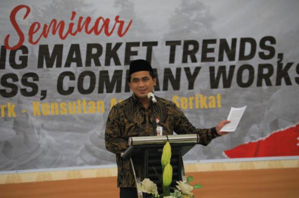 Telur Asin Jateng Tembus Pasar Internasional, Gus Yasin : Perlu Inovasi dan Modifikasi