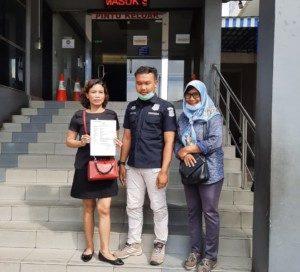 Masker Langka, Oknum DDP Penjual Masker Fiktif Di Facebook Diadukan Ke Polda  Metro Jaya