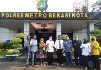 Andi Salim Dilaporkan Pengurus DPD Golkar Kota Bekasi Ke Polisi
