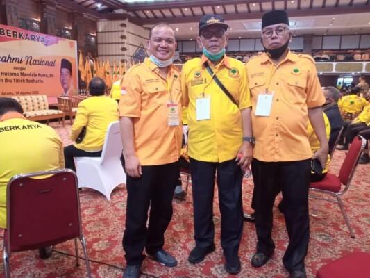 Suara Dari DPD Partai Berkarya Sumatera Utara Hukum Harus Ditegakkan