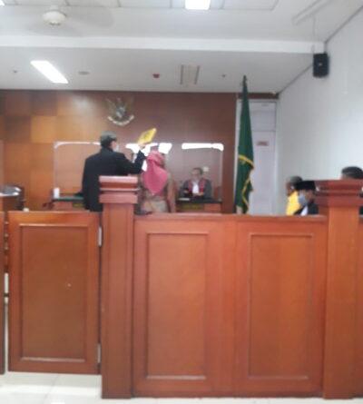 Sidang Ke-8 Tanah Di Jalan SPG VII Lubang Buaya : Mendengarkan Saksi Ahli Waris Dan Saksi Ahli Hukum Perdata