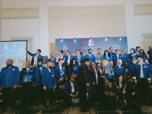 "PENGURUS BESAR PERSATUAN ARTIS FILM INDONESIA GELAR ""PELANTIKAN PB. PARFI PERIODE 2020-2025"