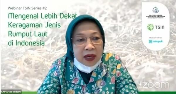 Bisa Kuasai Pasar Dunia, KKP Ajak Masyarakat Gali Potensi Rumput Laut Indonesia