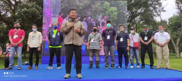 KOMSOS KREATIF: SILATURAHMI TNI AD BERSAMA AWAK MEDIA