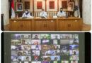 Ratusan ASN Jakut Ikuti Renaksi Budaya Kerja dan Pemutakhiran Data Mandiri Pegawai Secara Virtual