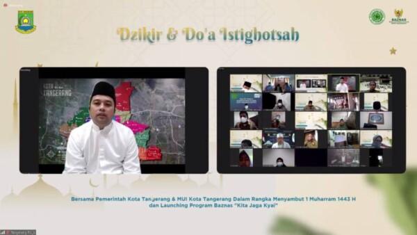 Tahun Baru Islam, Pemkot Bersama Baznas dan MUI Kota Tangerang Luncurkan Program Kita Jaga Kyai