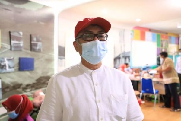 Sambut HUT Ke-76 RI, PMI Kota Tangerang Gencarkan Donor Darah