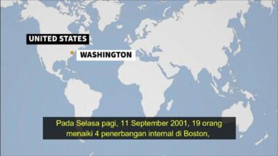 Kronologi Peristiwa Serangan 11 September Menurut Media Barat