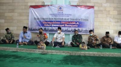 FKUB Jakarta Utara Galang Silaturahmi Ummat Beragama
